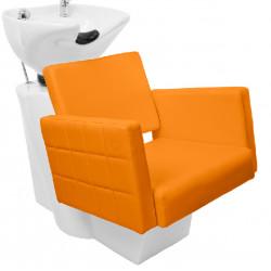 HAIR SYSTEM MYJNIA FRYZJERSKA Q-008M orange