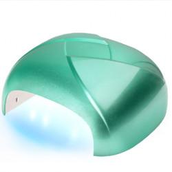 LAMPA TWISTER UV DUAL LED 36W TIMER + SENSOR Niebieska